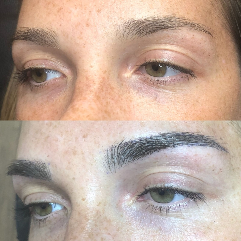 Eyebrow Microblading - Hove, UK