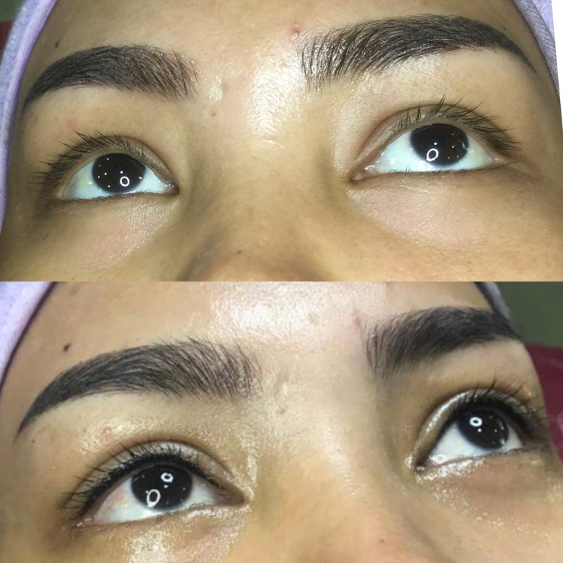 Eyeliner Microblading - Hove, UK
