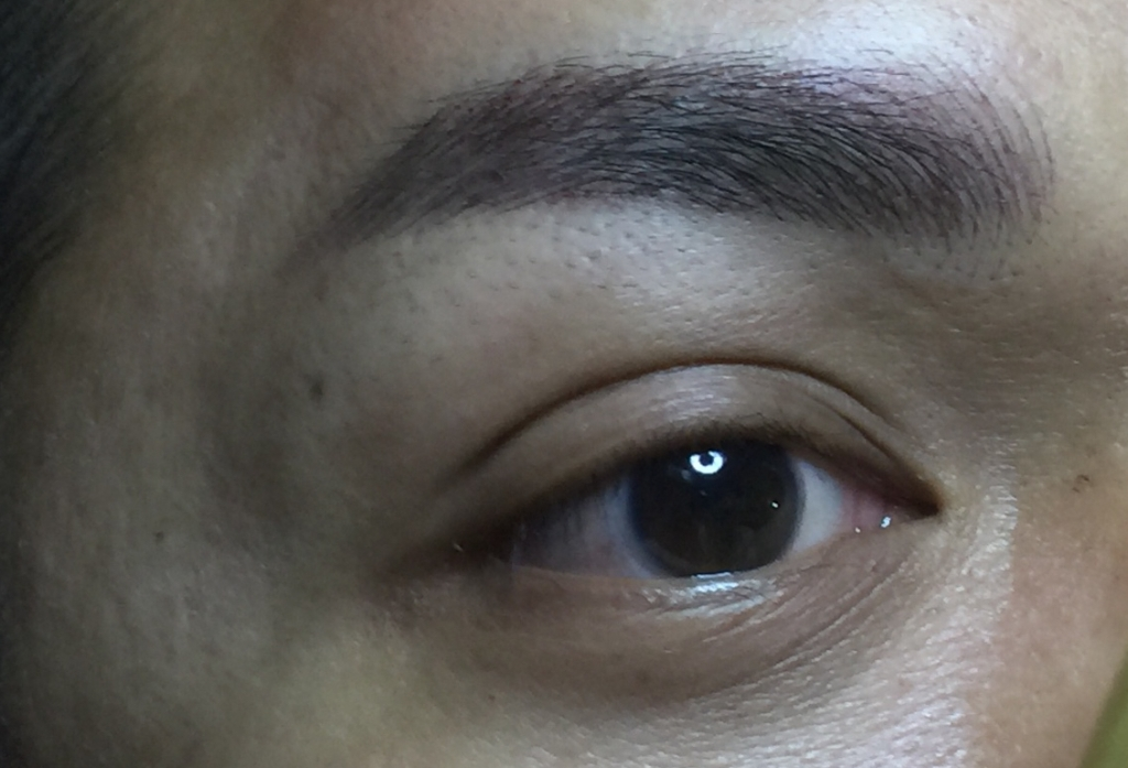Male Eyebrow Microblading - Hove, UK