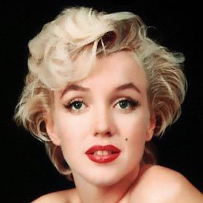 Marilyn Monroe - Beauty Mark - iBrow Studio, Hove