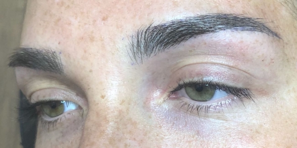 Microblading (After Treatment) - iBrowStudio Hove