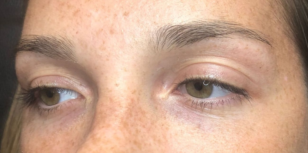 Microblading (Before) - iBrowStudio Hove